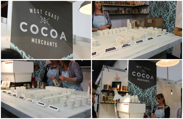 west coast cocoa merchants the food show