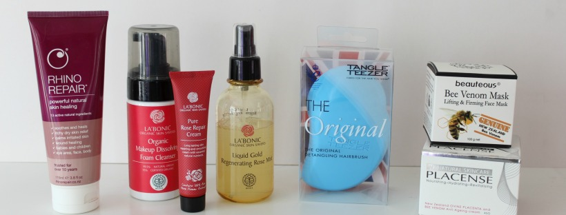 beaut haul skincare