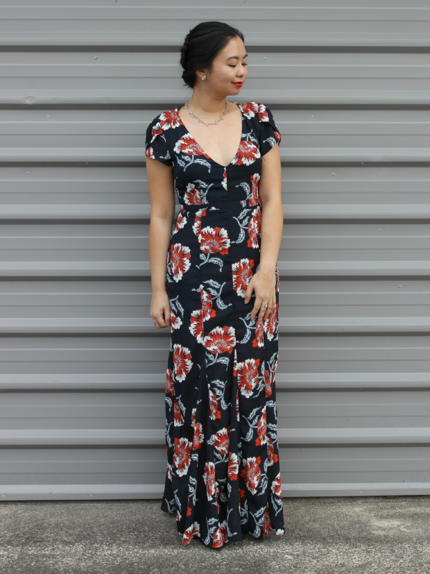 ootd outfit floral maxi dress.jpg