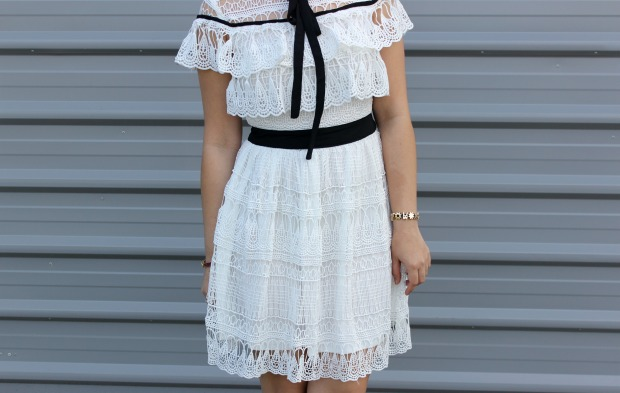 boohoo boutique lace frill dress.jpg
