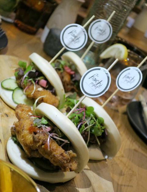 bao the kimchi project