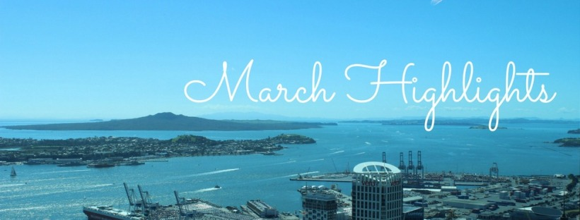 march highlights auckland