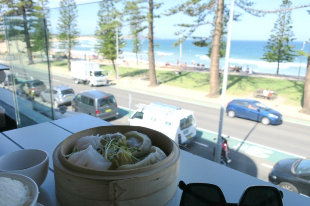 Dee why beach food