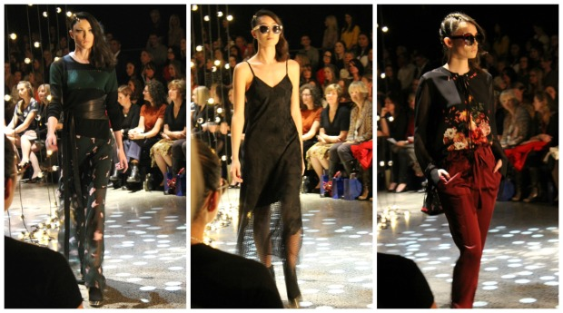 Andrea Moore NZFW