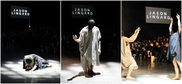 Jason Lingard NZFW