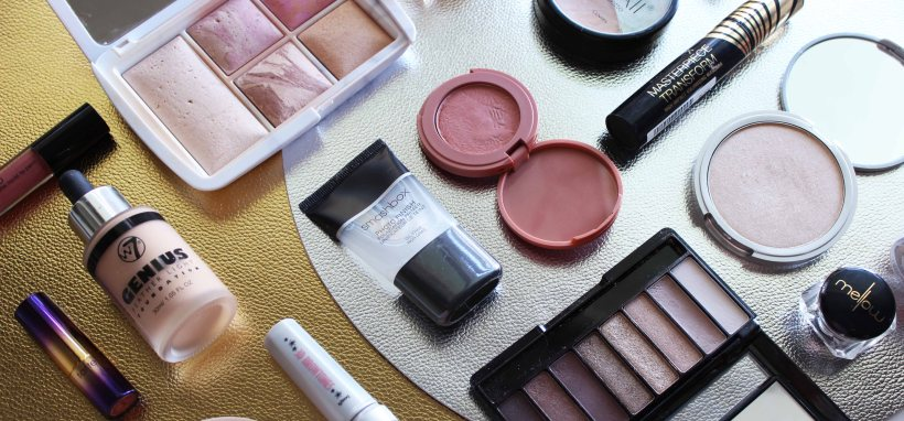 2017 beauty favourites