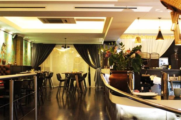 NANAM Takapuna restaurant