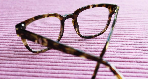 clearly.co.nz main + central wednesday brown tort eyeglasses