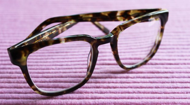 clearly.co.nz main + central wednesday brown tort glasses