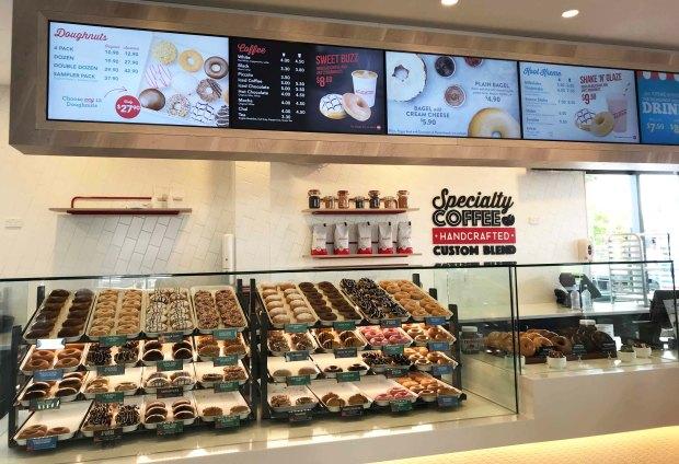Krispy Kreme NZ Auckland