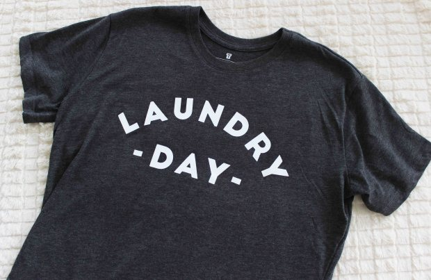 Cotton On Laundry Day tee