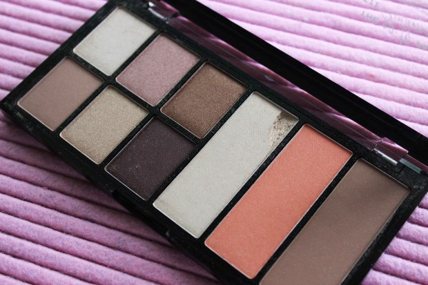 NYX The Go-to eyeshadow palette