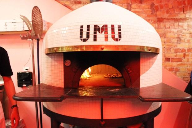 umu pizza oven
