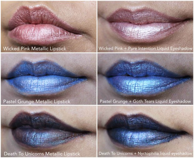 Wet N Wild Goth-O-Graphic collection lip swatches.jpg