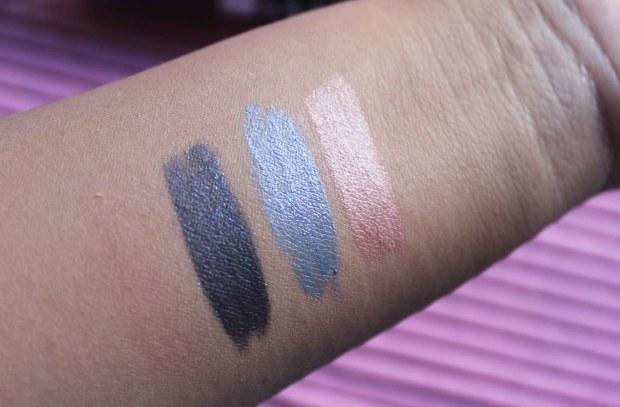 Wet N Wild megalast liquid catsuit metallic lipstick swatches