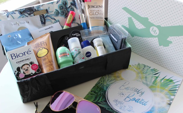 bellabox beauty on board box