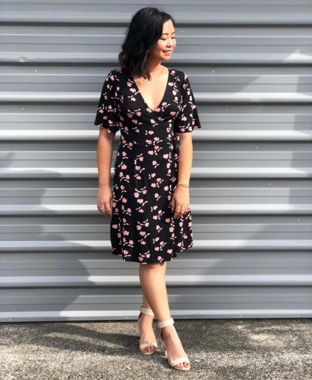 postie floral wrap dress outfit.jpg