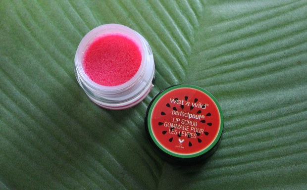 Wet n Wild lip scrub
