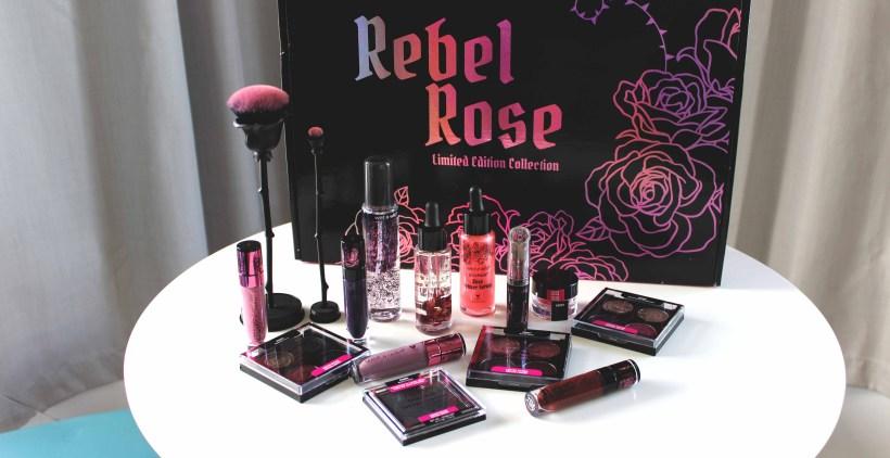 Wet n wild Rebel Rose
