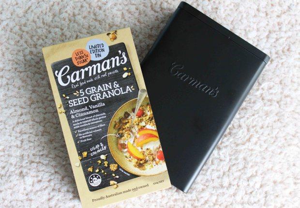 Carman's granola