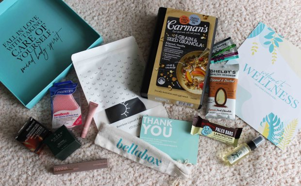 Spring Welcome to Wellness bellabox