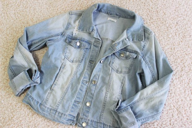 Target Denim Jacket