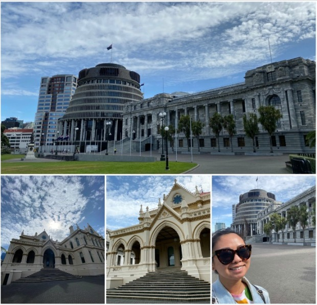 NZ Parliamentary buildings