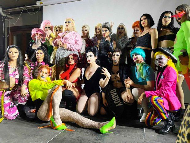 SLAY Drag show