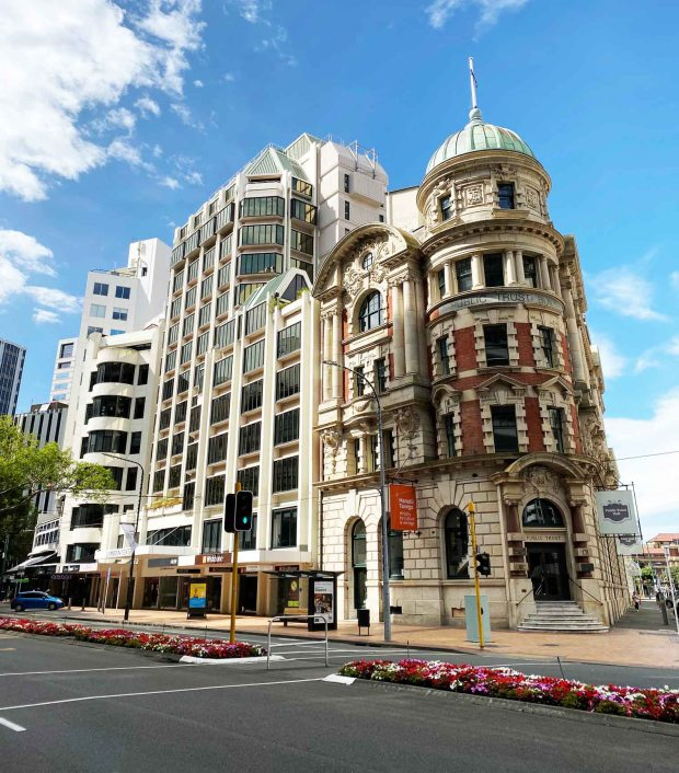 Wellington buildings