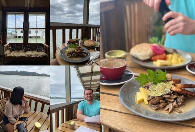 Boatshed Cafe Rawene