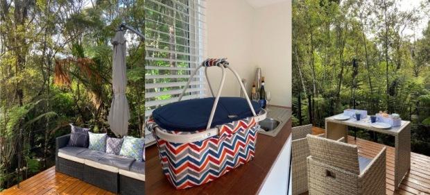 Tui Bush Chalet airbnb